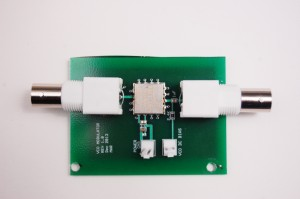A standalone VCO/Frequency modulator module