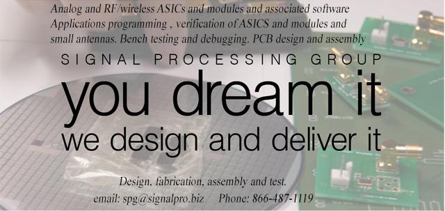 Analog, RF/Wireless ASIC and module design, development and
